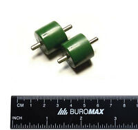 4pcs 470pF 12kV High Voltage Doorknob Capacitors K15-4 USSR