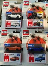 Tomy Tomica Japan 1/60's Scale Wal-Mart Exclusive Lot/Set of 4
