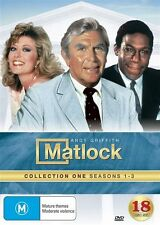 Matlock : Season 1-3
