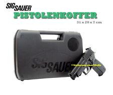 Sig Sauer Pistolenkoffer Medium 31x20x 6cm Waffenkoffer Kunsstoff abschliessbar