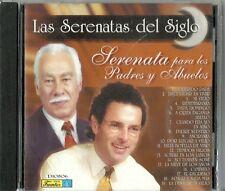 Serenatas Para Los Padres Y Abuelos Las Serenatas Del Siglo  Latin Music CD New