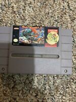 Street Fighter II (SNES, 1992) Tested