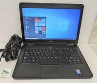 """Dell Latitude E5440 14"""" HD+ Laptop Intel i5-4310U 2.0Ghz 8GB 320GB HDD WIN10 PRO"""