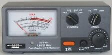 MFJ-874 1.8-525 MHZ Peak Reading SWR/Wattmeter