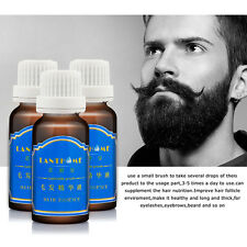 Fast Hair Growth Product Alopecia Beard Pubic Chest Sunburst Essence New