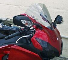 Honda CBR1000RR 2008-10 McGuiness Klapphelm großes Windschild