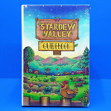 Stardew Valley Guidebook 4th Edition v1.5 (2021) Strategy Guide Art Book Switch