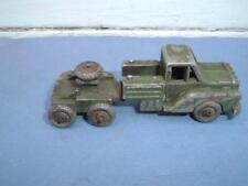 BENBROS THORNYCROFT ANTAR TANK TRANSPORTER NEEDING ITS TRAILER IN USED CONDITION