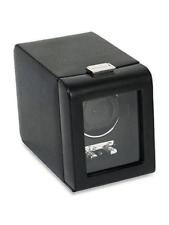 Wolf Designs(R) Module 2.1 Heritage Single Watch Winder with Black Cover