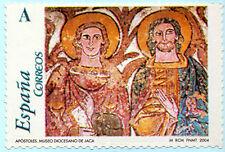 España Postal Romanico Aragones Xacobeo año 2004 (BU-616)