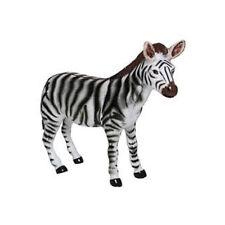 Aaa 55021 Zebra Toy Animal Replica Prop Model - Nip