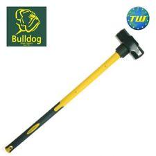 Bulldog 10lb Fibreglass Sledge Hammer with Resin Bonded Head 4.5Kg BSH10FG