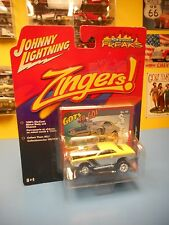 "JOHNNY LIGHTNING  ZINGERS '71 DODGE CHALLENGER  ""NIP"""