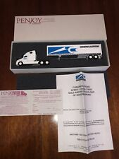 Penjoy Mack CH600 Goodwrappers Die Cast Semi -  Scale 1:64 USA Tractor Trailer