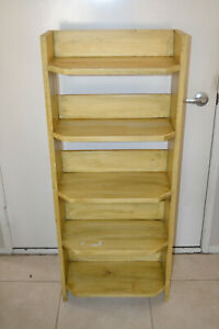 Vintage Shabby Chic bookcase - local pickup only.