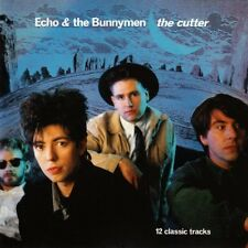 ECHO & THE BUNNYMEN The Cutter - Best Of CD Album 1993 NEUWARE Crocodiles 80s