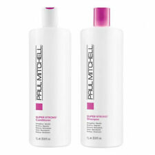 PAUL MITCHELL SUPER STRONG DUO 1 LITRE (SHAMPOO & CONDITIONER)