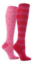 Vêtements chaussettes hautes en polyamide pour fille de 2 à 16 ans