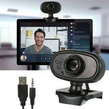 USB Webcam Full HD Video Camera con microfono per PC desktop Computer portatile