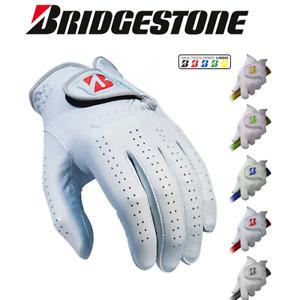 Bridgestone Tour B Premium Mens Enhanced Cabretta Leather Golf Glove , All Sizes