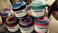 Caron Cakes 20 Colors Yarn