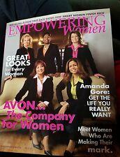 ❤RARE!!!  Empowering Women Magazine - Featuring AVON - NEW!!