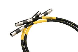 Silent Wire NF Referenz Ag Audiokabel XLR   2 x 0,6 m   2 x 0,8 m   2 x 1,0 m