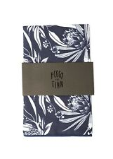PEGGY AND FINN Natives Navy Pocket Square