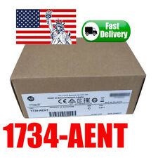 2019 Allen-Bradley Point I/O EtherNet/Ip Network Adapter Adaptor 1734-Aent Ser C