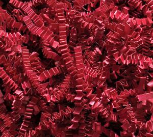 16 Colors ~ 15 oz Crinkle Cut Paper Shred Gift Bag Basket Grass Filler Bedding
