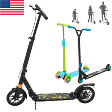 Pro Adults Kid Scooter Trick Stunt Pro Razor Outdoor Ride Teens Lightweight Us