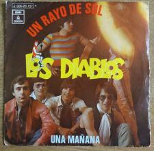 """Los Diablos, Un Rayo Del Sol 7"""", Odeon Records"""