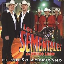 Sementales De Nuevo Leon : Sueno Americano CD