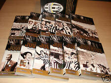 BOX 11 DVD LA GRANDE STORIA DELLA JUVENTUS JUVE DEL PIERO SIVORI SCIREA PLATINI