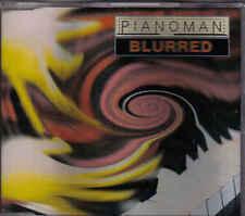 Blurred-Pianoman cd maxi single