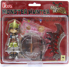 Pinky:st Street P:chara PC2019 Monster Hunter Reia Vinyl Toy Figure Anime Japan