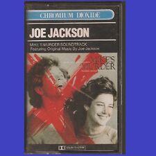 JOE JACKSON - MIKE'S MURDER Musicassetta Cassette Tape MC K7 New Never Played