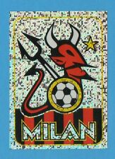 PANINI SUPERCALCIO 96/97-Figurina n.15- SCUDETTO - MILAN -NEW