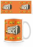 Minions / Despicable Me - Rock Taza Mug Pyramid International