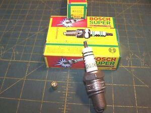 4 x WR9CC  Bosch SUPER Resistor Copper Spark Plugs  (Sold in set of 4)