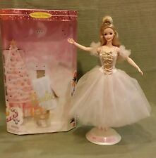 BARBIE as THE SUGAR PLUM FAIRY IN THE NUTCRACKER 1996 #17056  1st in the Series