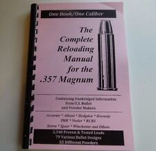 .357 Magnum  The Complete Reloading Manual Load Books Latest Version