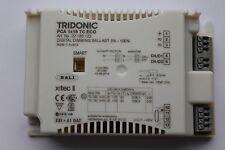 Tridonic Regulable Digital Fluorescente lastre PCA 1x18 TC Eco 1x18w Dali xitecii
