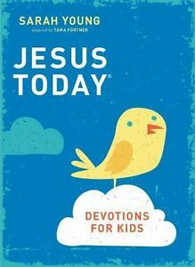 Jesus Today Devotions for Kids by Young, Sarah