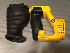 DeWalt 20V Max DCS381 Reciprocating Saw SawZall Handle N068958 & Boot N084699