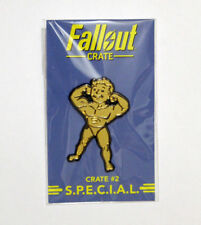Fallout 4 76 2 3 New Vegas Crate # 2 Special Pin PlayStation 4 Xbox One PS4