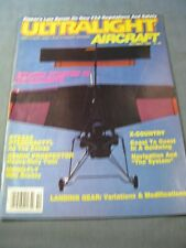Ultralight Aircraft Magazine 1982