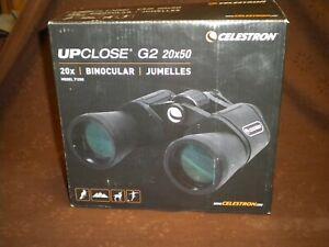 CELESTRON UPCLOSE G2 20X50 W/ CASE