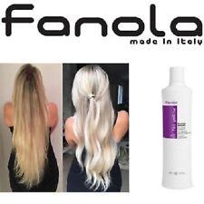 Fanola No Yellow Shampoo Purple Shampoo Toner For Blond Yellow Hair Care 350ml