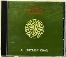 Al Gromer Khan Music from an Eastern Rosegarden CD New Age World Far Pavillions